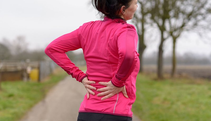 Como bajar de peso con hernia de disco