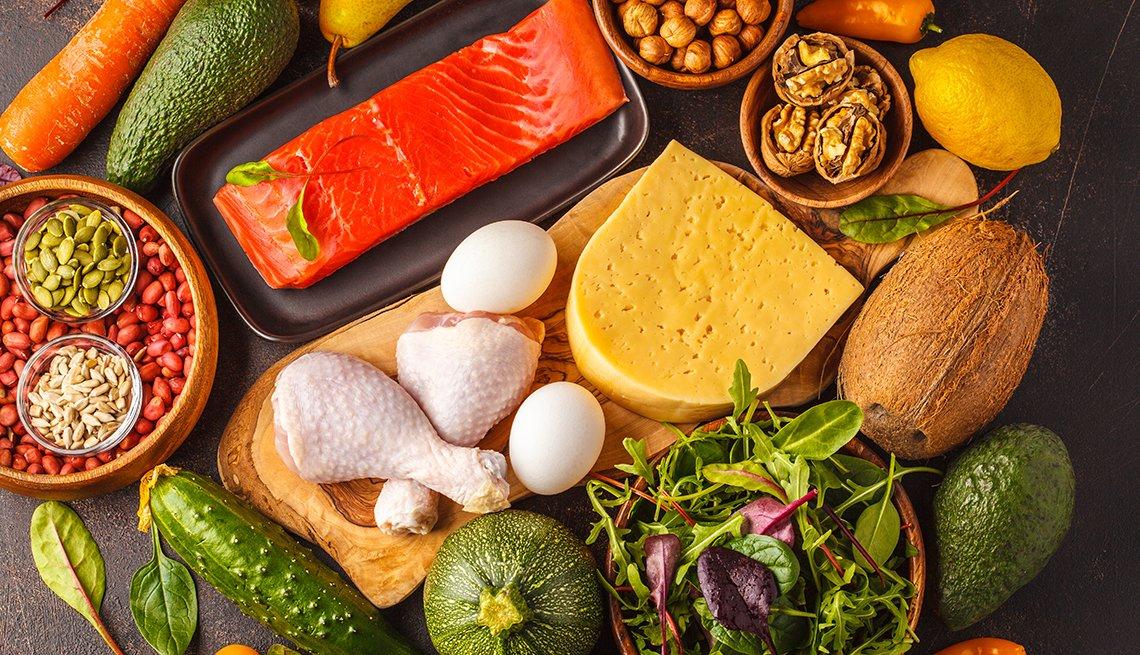 low carb diet bulletin board