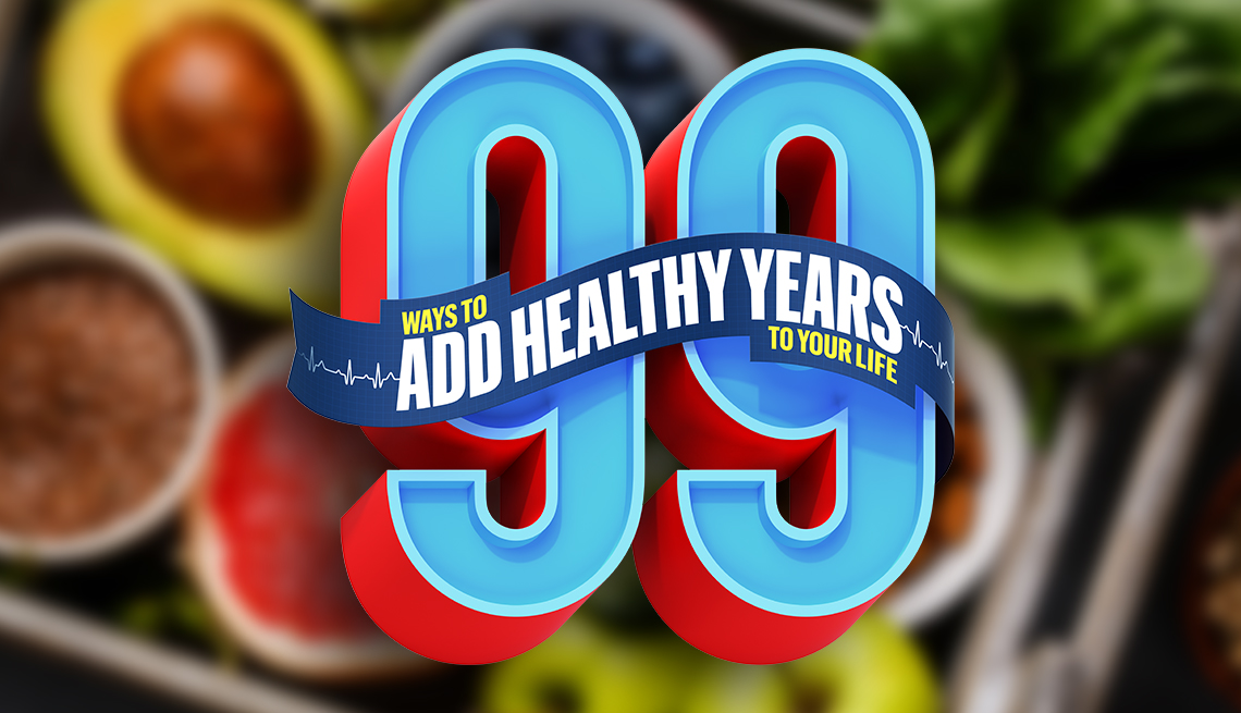aa935a9177d 99 Ways to Add Healthy Years to Your Life