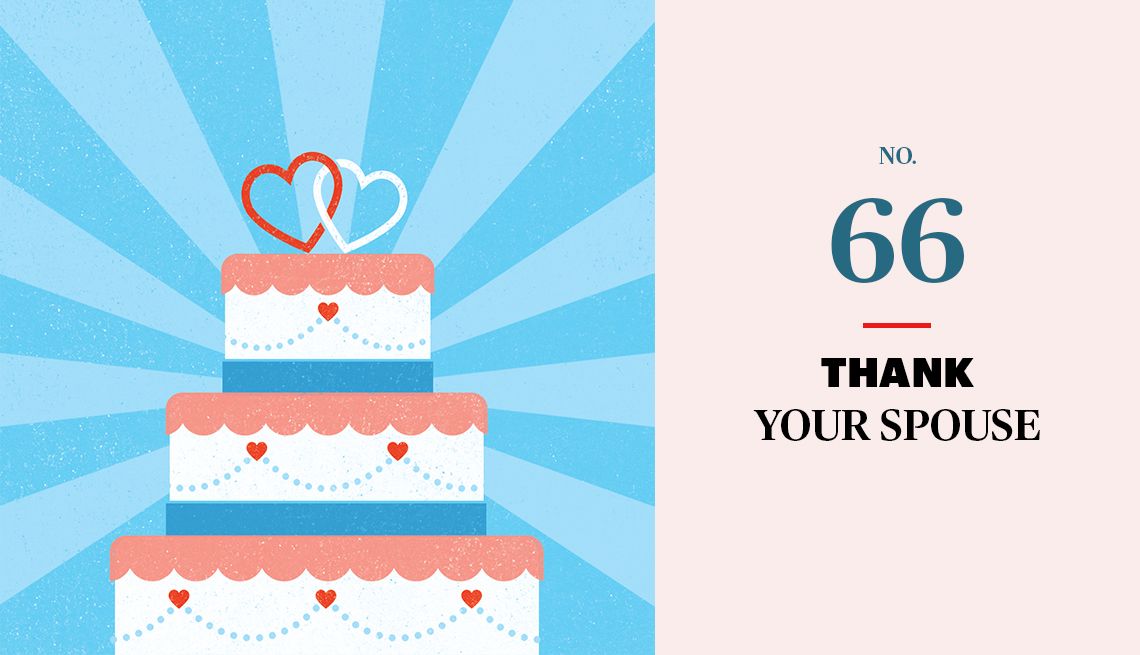 No. 66 Thank Your Spouse