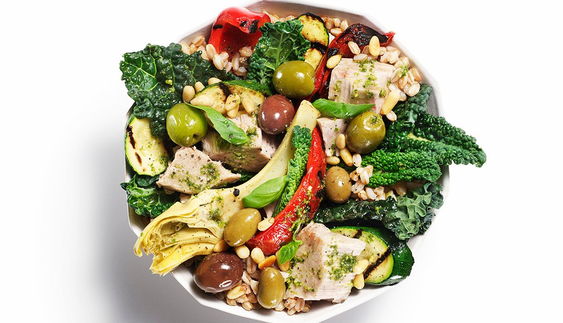item 3 of Gallery image - Italian food bowl