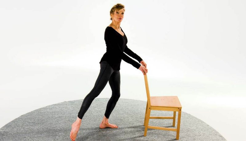 Kathy Smith on Barre Exercises Anyone Can Do