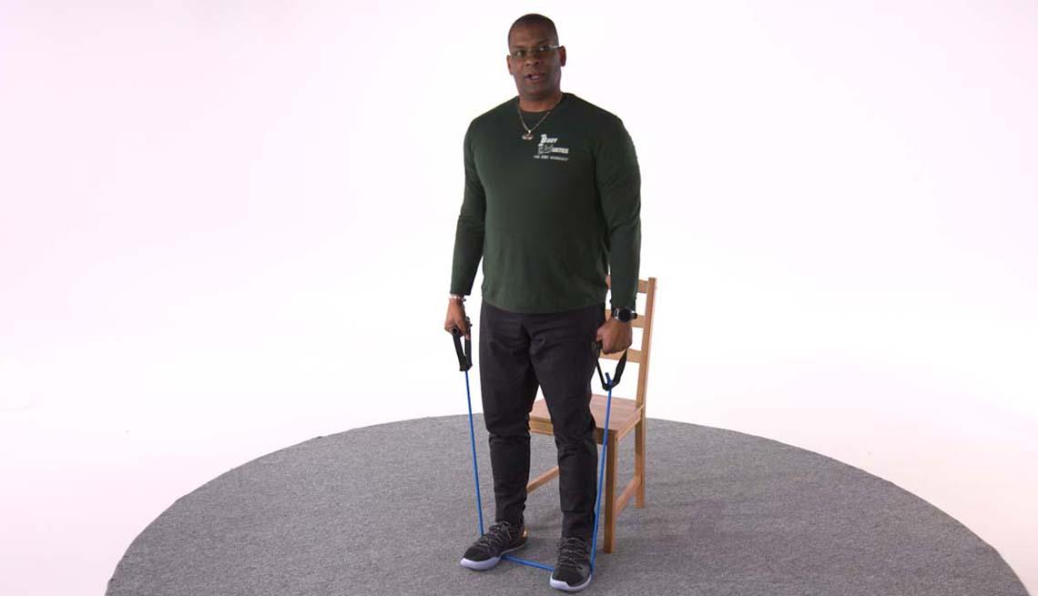 Trainer Bryan Johnson