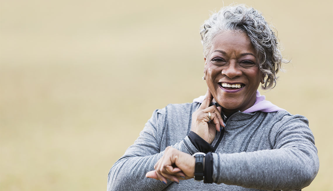 Staying healthy after 50