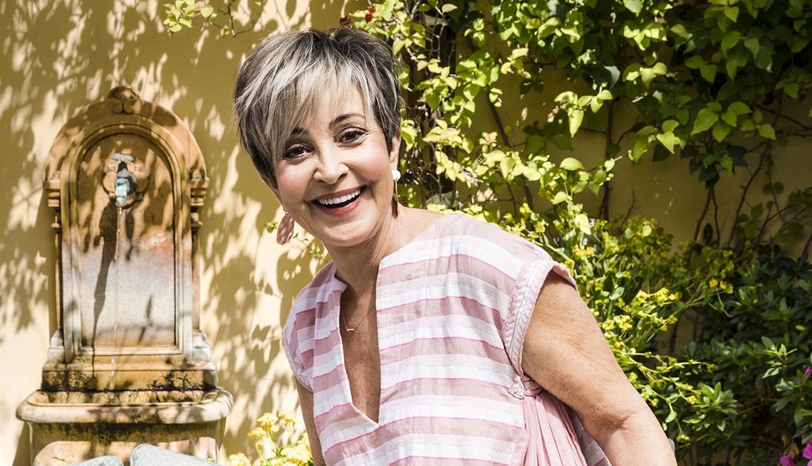 Annie Potts' Homemade Goat Cheese Spread Recipe