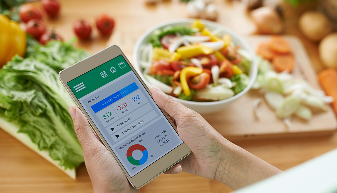 The Skinny on Weight-Loss Apps