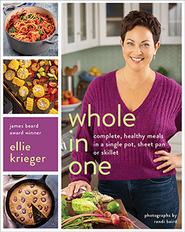 Cover photo of Whole in One cookbook