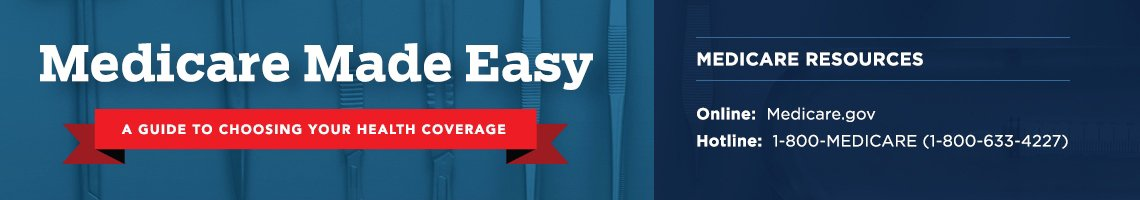 Medicare Made Easy Banner