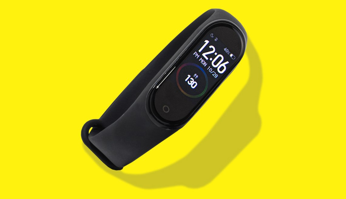 miband fitness tracker