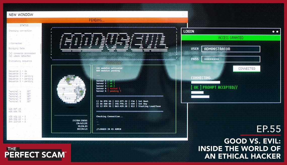 Good Vs. Evil graphic