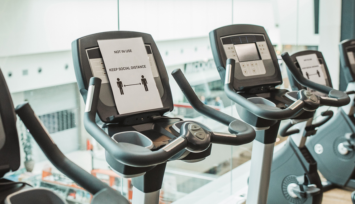 As Gyms Reopen, Is It Safe to Go Back for Your Workout?