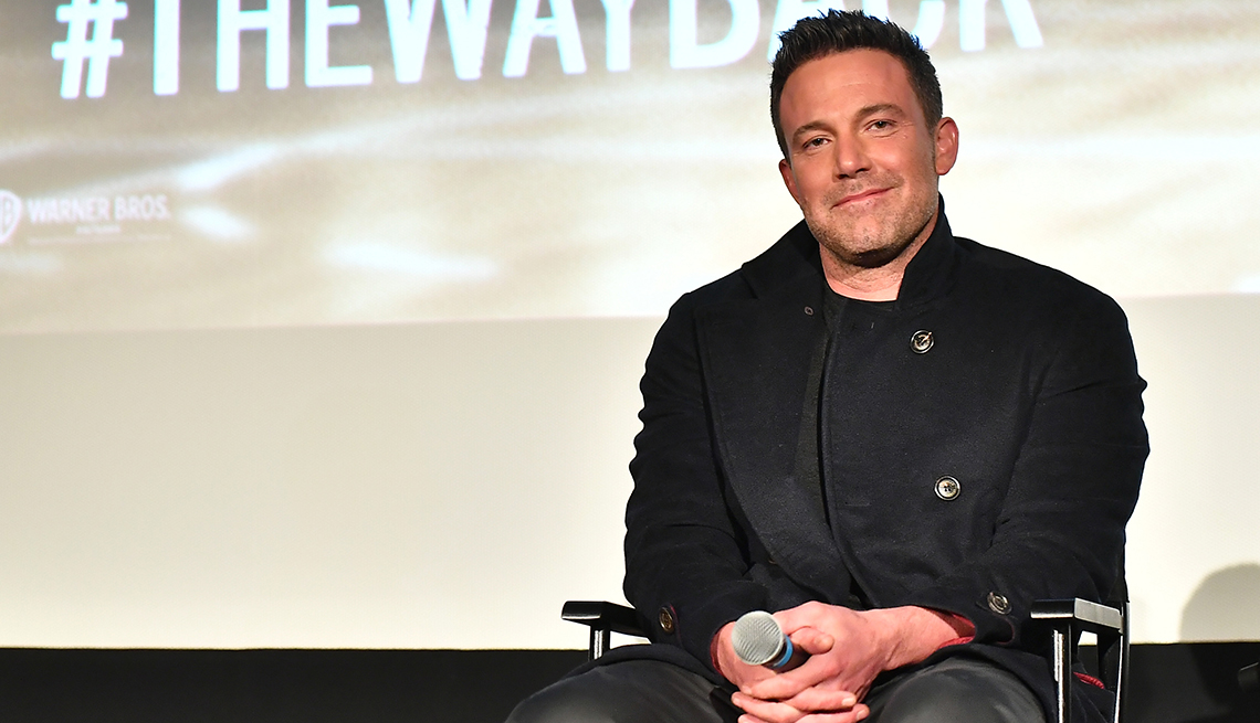 item 10 of Gallery image - ben affleck at a panel event