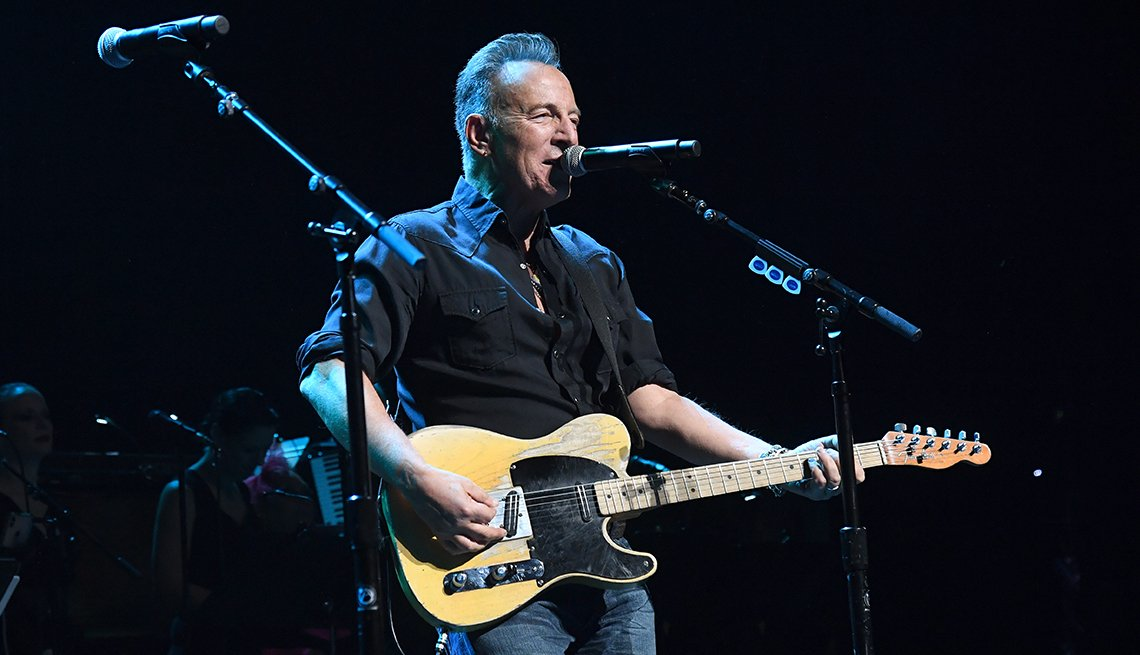item 1 of Gallery image - Bruce Springsteen en concierto