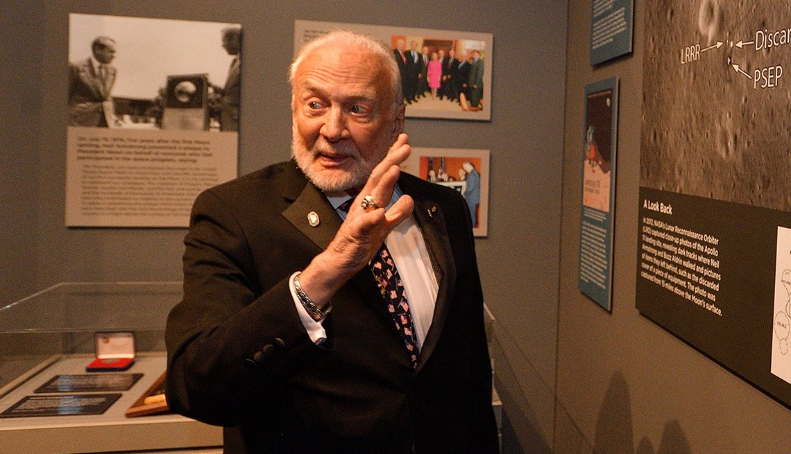 item 12 of Gallery image - Buzz Aldrin
