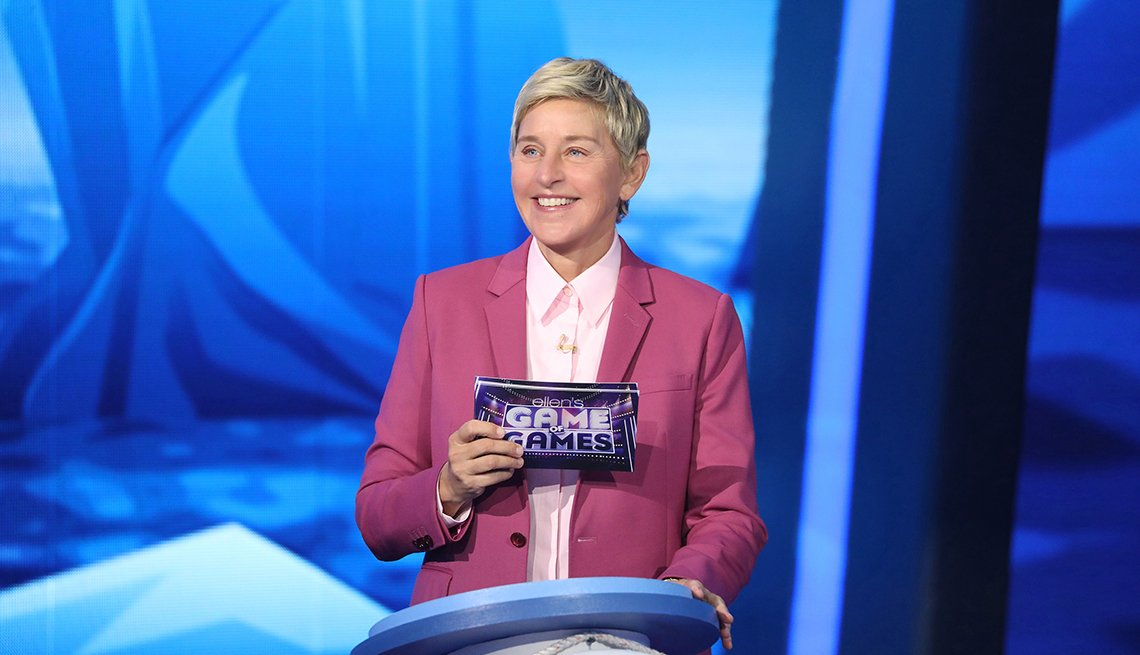item 7 of Gallery image - Ellen Degeneres