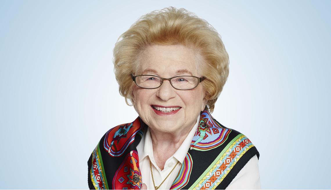Dra. Ruth Westheimer