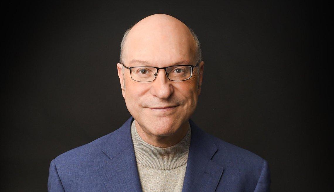 headshot of Norman Rosenthal