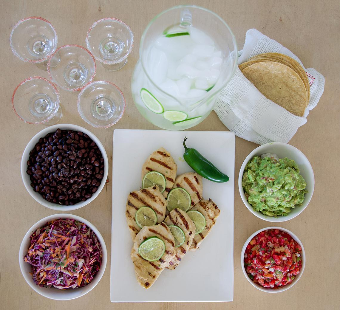 Margarita chicken recipe ingredients