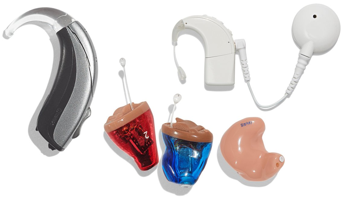 Hearing Aid Types and Functions Explained