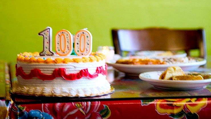 Vivir hasta los 100 años saludablemente