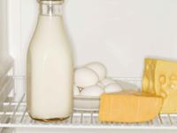 fat milk