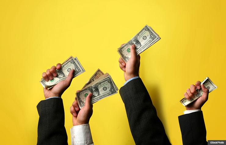 health care equipment medicare beneficiary bid bidding system effect savings save hands money (iStockPhoto)