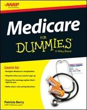 Libro Medicare for Dummies de Patricia Barry
