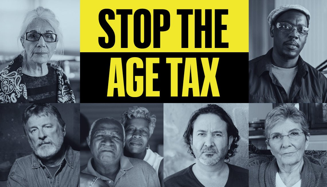 Stop the age tax