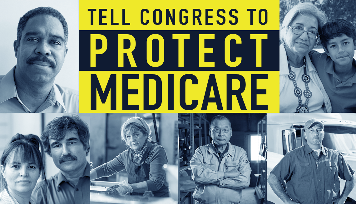 Tell congress to protect medicare