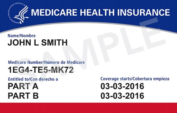 Nueva tarjeta de Medicare proteje contra el fraude