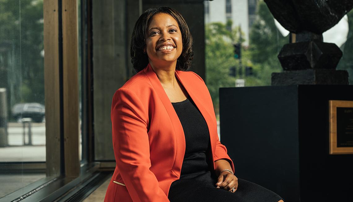 Chiquita Brooks-LaSure, nueva jefa de Medicare