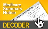 medicare summary notice decoder