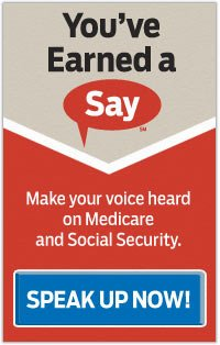 Complete the Medicare and Social Security questionnaire now