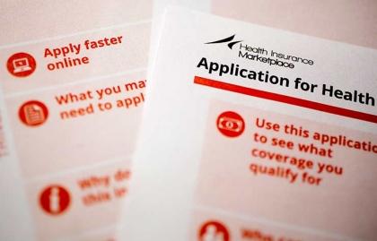 Seguro médico de atención asequible - Formulario de registro de la Ley de inscripción