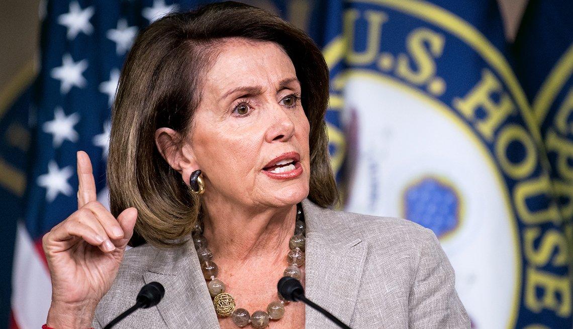 Medicare Players - Nancy Pelosi