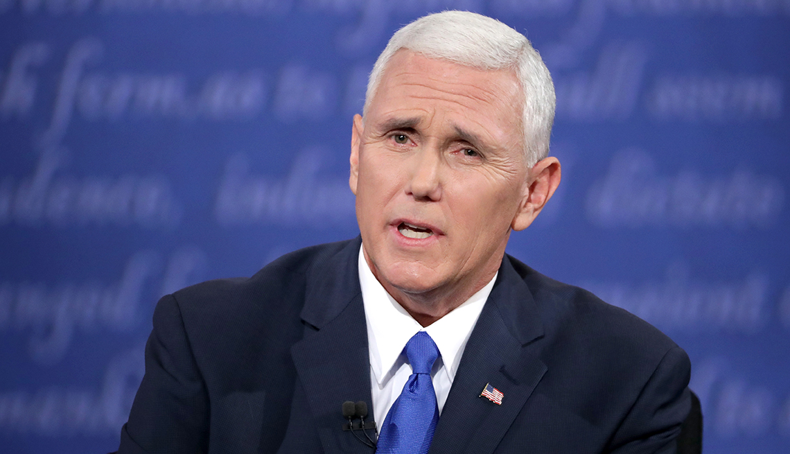 Medicare Players - Mike Pence
