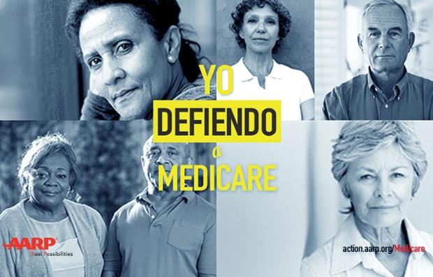 Caras de diferentes personas - Defendiendo a Medicare