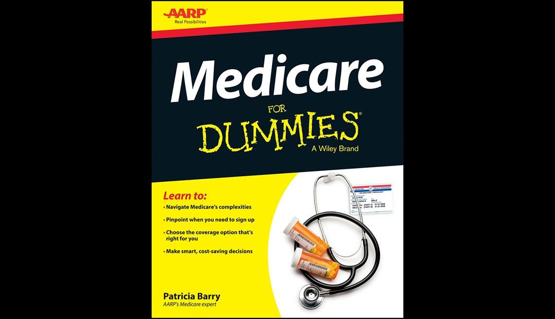 Portada del libro Medicare for Dummies.