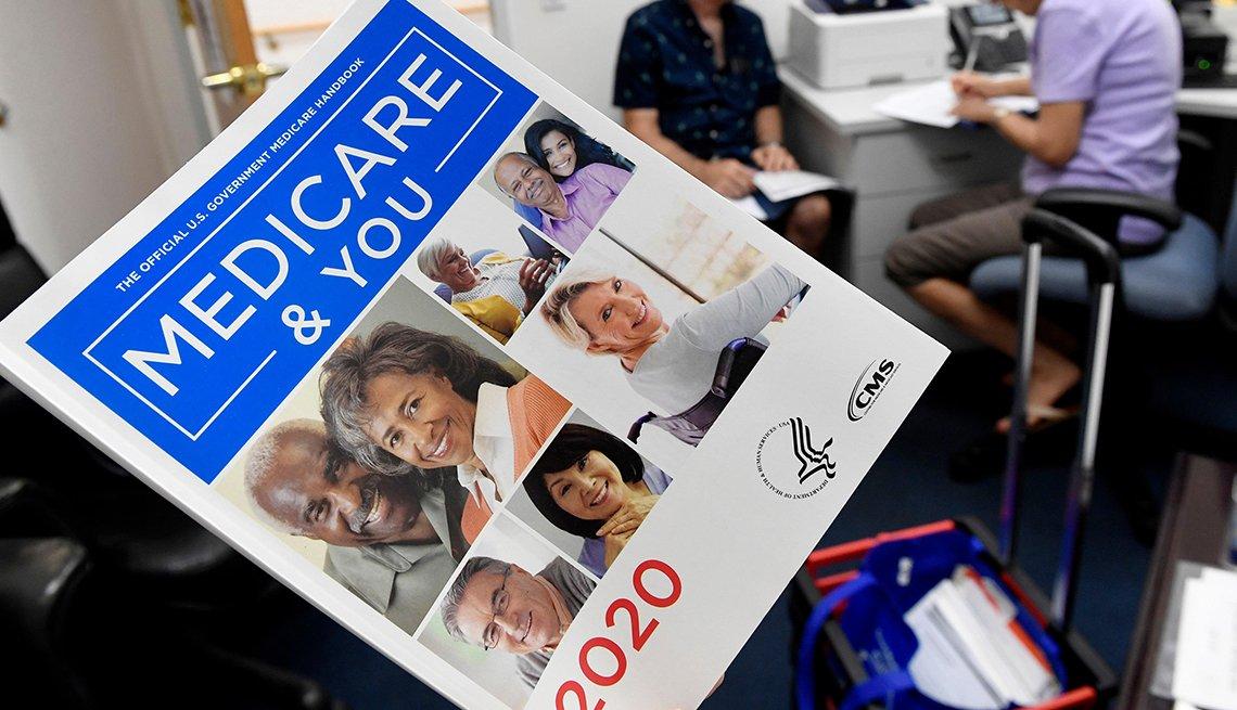 El manual oficial de Medicare del gobierno de EE. UU.