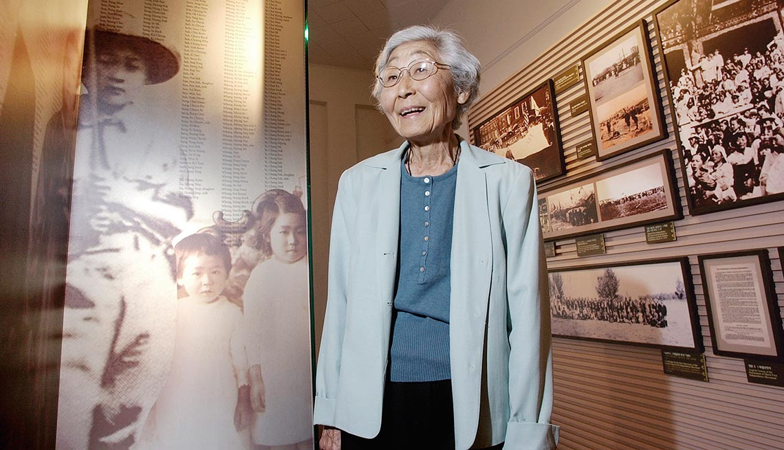 Susan Ahn Cuddy