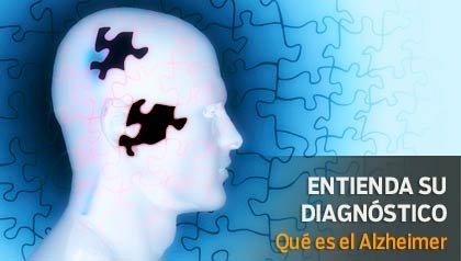 Entienda su diagnóstico - Qué es el Alzheimer