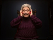 Music Therapy caregiver caregivers alzheimers unforgettables singing headphones ears