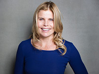Actress and author Mariel Hemingway, The Willing Way: Running with Nature (Victoria Will/Invision/AP Images)