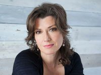 Singer Amy Grant. The Grammy-winning Christian recording artist's How Mercy Looks From Here will be available May 14.