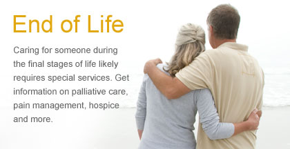 Caregiving Resource Center - End of Life care