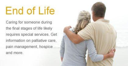 Caregiving Resource Center - End of Life care