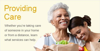 Caregiving Resource Center - Providing Care