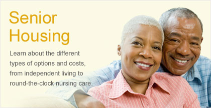 Caregiving Resource Center - Senior Housing