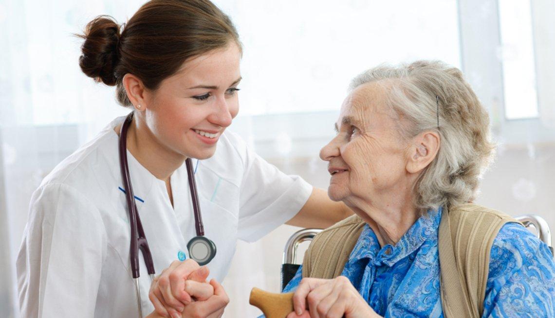 AARP Centro de Recursos de atención: Datos sobre el hospicio