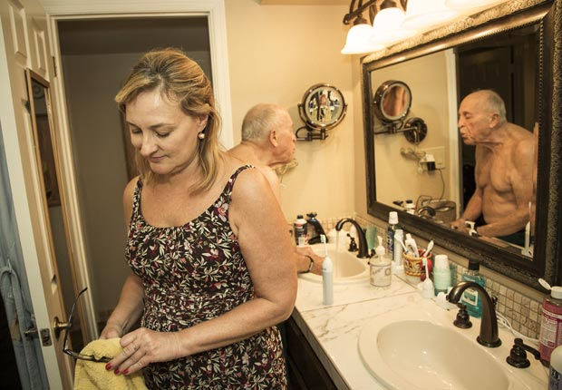 Amy Goyer juggles work and caregiving